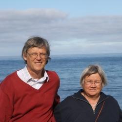 Ulrich und Ulrike genießen das Meer