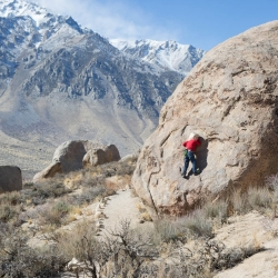 Buttermilks, Bishop, California, USA
