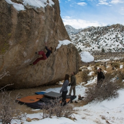 """High Plains Drifter\"", V7"