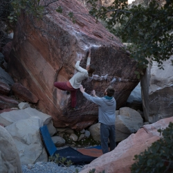 """The Red Dragon\"", V7"