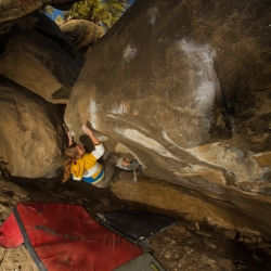 """Bring the Heatwole"", V8 (fb7b+)"