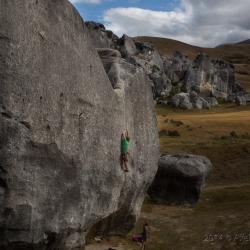 """Rambandit Crag"", 21 trad"
