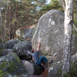 "Rul von Stülpnagel in ""Happy Boulder"", fb7A+"