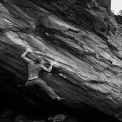 """Meerjungfrau"", fb7A, First Ascent"
