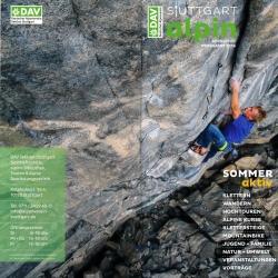Bergsport Kursprogramm Sommer 2014