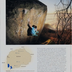Bericht über Prilep, Mazedonien