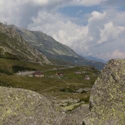 Gotthardpass, Switzerland