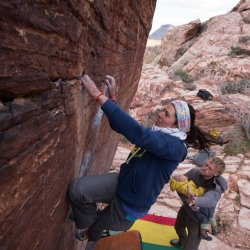 """Andrea Bucholz in """"The Offering Scam"""", V3"""