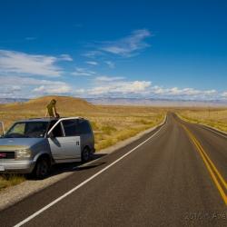 Die Wüste von Utah