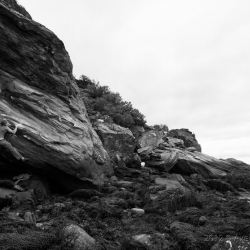 """Meerjungfrau"" - fb7A (First Ascent)"
