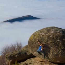 """First Ascent: Vera Warmbrunn in """"Publikumsjoker"""", fb7A+"""