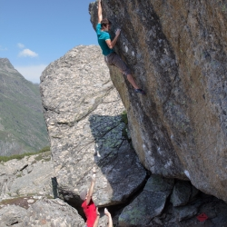 "Stefan Danker in ""Skiroute 4"", fb7A+"