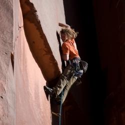 """Tom Thudium in """"Supercrack of the Desert"""""""