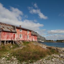 Hanshallaren, Lofoten, Norway
