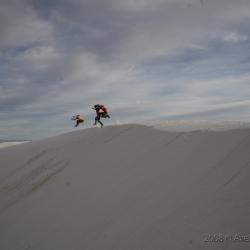 White Sands Nationalpark, New Mexico